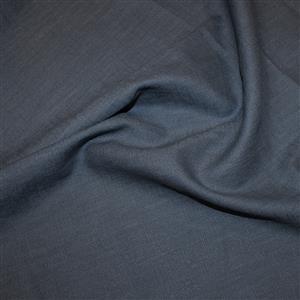 Denim Enzyme Washed 100% Linen 0.5m