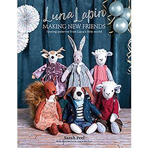 Luna Lapin - Making New Friends Book by Sarah Peel