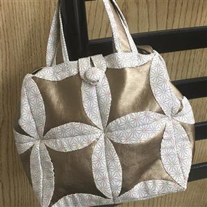 Village Fabrics Helen Bag in Cream