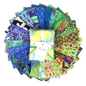 Kaffe Fassett Collective Cool FQ Pack of 25 Pieces