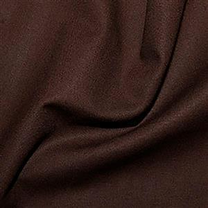 Chocolate 100% Cotton 0.5m
