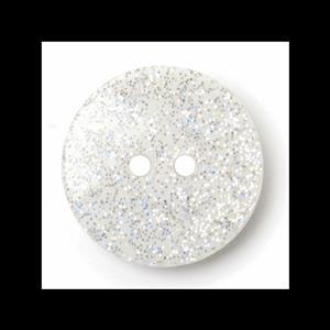 Glitter Milward Button: Size 17mm: Pack of 3
