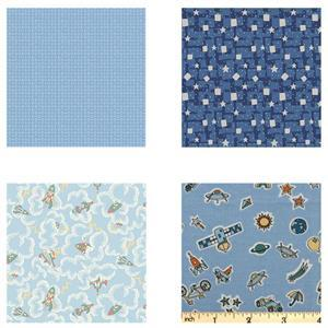 Liberty Adventures In The Sky Fabric Bundle (2m)