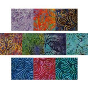 Artisan Bali Batik Mega Fabric Bundle (5m)