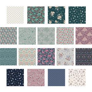 Liberty Winterbourne House Range Fabric Bundle (9m)