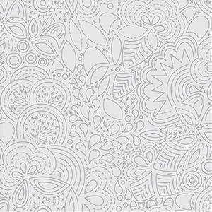 Alison Glass Sunprints Stitched Shadow 0.5m