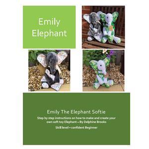 Delphine Brooks' Elephant Softie Instructions