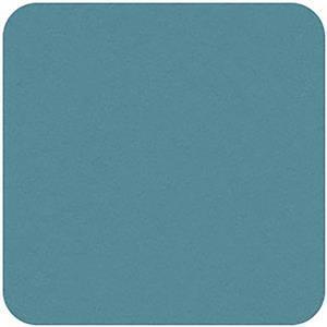 "Felt Square in Light Blue 22.8x22.8cm (9x9"")"