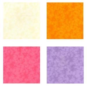 Bright Cotton Mixer FQ Pack (4pcs)