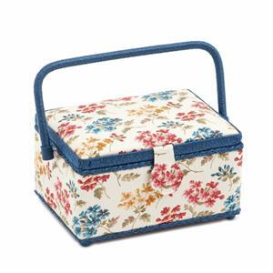 Early Bird Special - Floral Sewing Box. Special Price