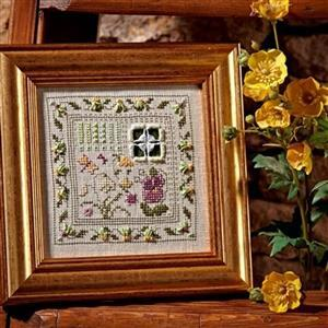 The Cross Stitch Guild Spring Shades Tile