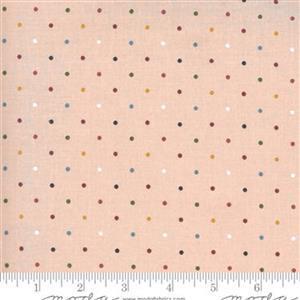 Moda Folktale Magic Dot Petal Fabric 0.5m