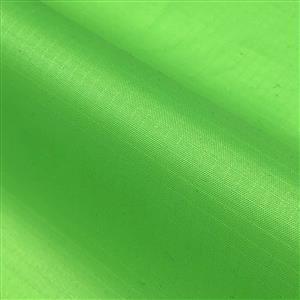 Ripstop Polyester Multi-Purpose Lime Fabric 0.5m