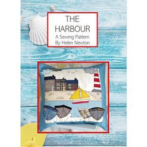 Helen Newton's The Harbour Cornwall Cushion Instructions