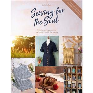 Sewing for the Soul Book by Jules Fallon