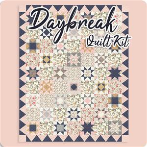 "Moda Daybreak Quilt Kit 64"" x 80"""