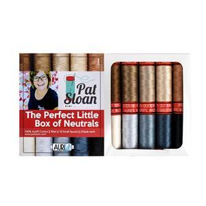 Aurifil Perfect Little Box Of Neutrals (10 x 200m)