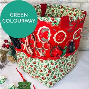 Living in Loveliness Christmas Craft Caddy Option 2 Kit