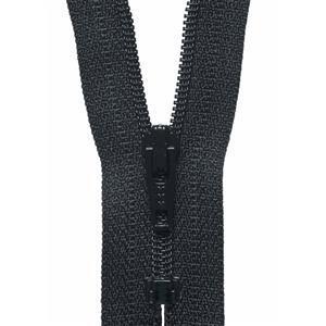 Black Nylon Dress & Skirt Zip 51cm