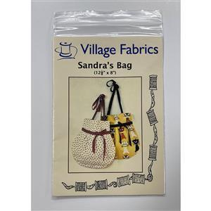Village Fabrics - Sandra Bag Pattern