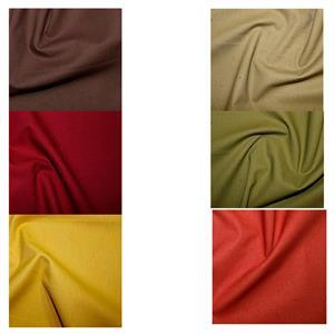 Fallen Leaves Fabric Bundle (3m)