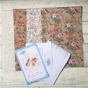 Living In Loveliness Fabulously Fast Fat Quarter Fun Issue 2 Riley Blake