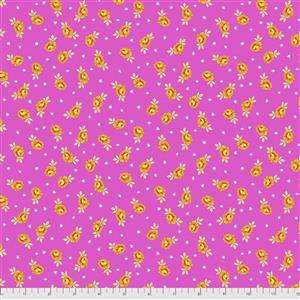 Tula Pink Curiouser And Curiouser in Baby Buds Wonder Fabric 0.5m