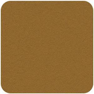 """Felt Square in Gold 22.8x22.8cm (9x9"""")"""