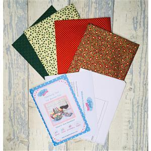 Living in Loveliness Fabulously Fast Fat Quarter Fun Issue 4 Option 2