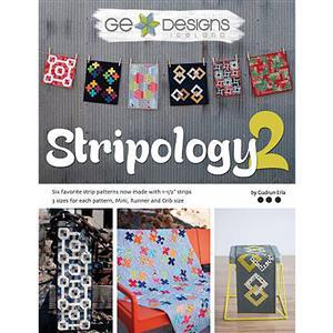 Stripology 2 Book by Gudrun Erla