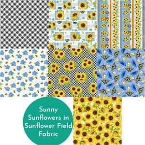 Sunny Sunflowers Mega Bundle (4m)