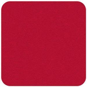 "Felt Square in Cherry 22.8x22.8cm (9x9"")"