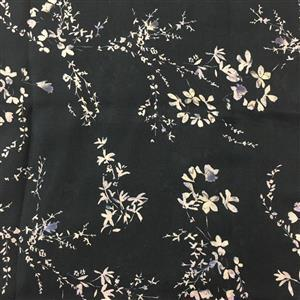 Olivia Dress Gentle Beauty Viscose Challis Lawn Fabric Bundle 2.5m