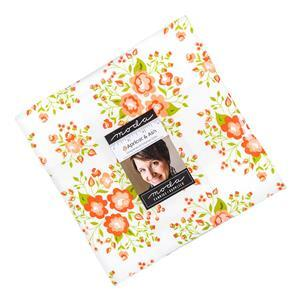 Moda Apricot & Ash By Corey Yoder Layer Cake Pack 10""