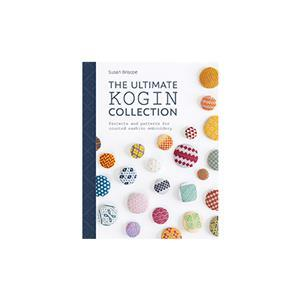 Susan Briscoe's The Ultimate Kogin Collection Book