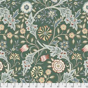 William Morris Orkney Wilhemina Sage Fabric 0.5m