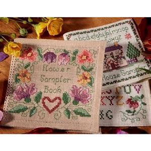 The Cross Stitch Guild Flower Sampler Book