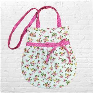 Village Fabrics - Pink Sandra Bag Kit