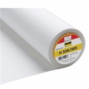 Vlieseline Interlining H250 : Standard: Firm: Iron-On 0.5m