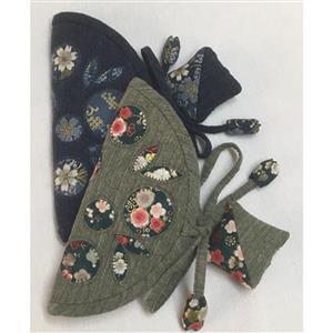 Village Fabrics Japanese Needle Case Pattern