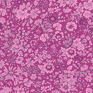 Liberty Emily Silhouette Pink Flower from Flower Show Summer Range 0.5m