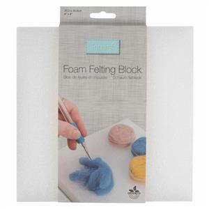 Punch Needle Foam Felting Block: 20.3 x 20.3cm