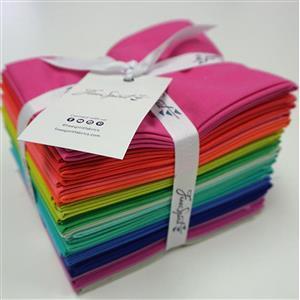 Tula Pink Designer Essentials FQ Pack of 22 Pieces