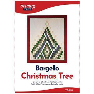 Christmas Tree Bargello Instructions