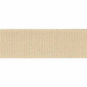 Cream Grosgrain Ribbon 40mm x 1m