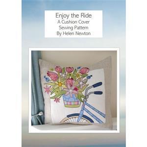 Helen Newton's Enjoy the Ride Cushion Instructions