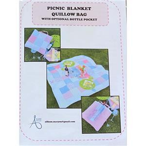 Allison Maryon's Picnic Quillow Bag Instructions
