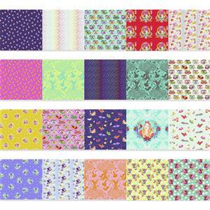 Tula Pink Curiouser And Curiouser Fabric Bundle (10m) with 0.5m FREE!