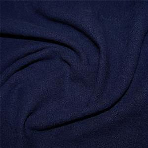 Navy Stonewashed Linen Dressing Gown Fabric Bundle (4m)