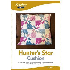 Hunters Star Cushion Instructions'